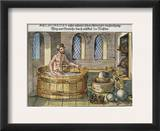 Archimedes Framed Giclee Print