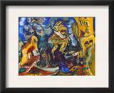 Chaim Soutine (1893-1943) Framed Giclee Print by Chaim Soutine