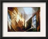 Feininger: Treptow, 1932 Framed Giclee Print by Lyonel Feininger
