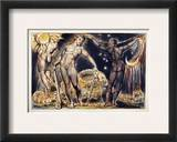 Blake: Jerusalem, 1804 Framed Giclee Print by William Blake