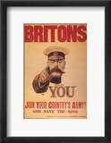 World War I: Poster, 1914 Framed Giclee Print