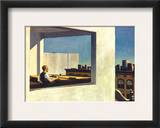 Hopper: Office, 1953 Framed Giclee Print by Edward Hopper