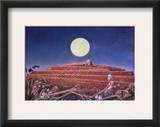 Max Ernst: The Whole City Framed Giclee Print by Max Ernst