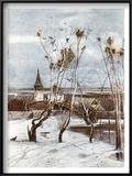 Savrasov: Ravens, 1871 Print by Aleksei Kondratevich Savrasov