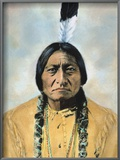 Sitting Bull (1834-1890) Prints by D. F. Barry