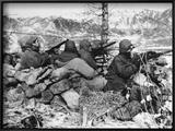 Korean War: Soldiers Print