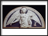 St. Michael The Archangel Prints by Andrea Della Robbia