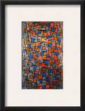Mondrian: Composition Framed Giclee Print by Piet Mondrian