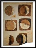 Galileo: Moon Posters by Galileo Galilei