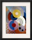 Delaunay: Rhythm, 1946 Framed Giclee Print by Sonia Delaunay