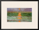Sunset, 1913 Framed Giclee Print by F&#233;lix Vallotton
