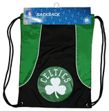 Boston Celtics - Black Drawstring Bag