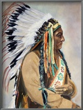 Sitting Bull (1834-1890) Prints
