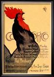 Cocorico, c.1899 Poster von Théophile Alexandre Steinlen