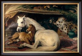 The Arab Tent, 1866 Framed Giclee Print by Edwin Henry Landseer
