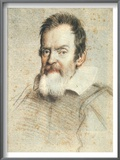 Galileo Galilei (1564-1642) Prints by Ottavio Leoni