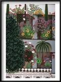 India: Garden Posters