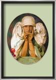 Jaroslava Mucha Poster by Alphonse Mucha