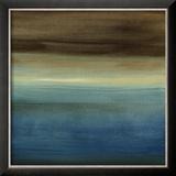 Abstract Horizon III Kunstdrucke von Ethan Harper