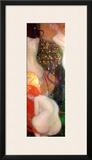 Goldfish, 1901-02 Framed Giclee Print by Gustav Klimt
