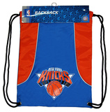 New York Knicks Axis - Light Blue Drawstring Bag