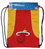 Miami Heat - Red Drawstring Bag