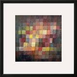 Ancient Harmony, 1925 Framed Giclee Print by Paul Klee