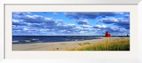 Big Red Lighthouse, Holland, Michigan, USA Framed Photographic Print by  Panoramic Images