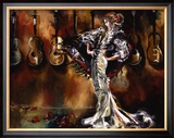 Untitled Framed Giclee Print by Marta Gottfried