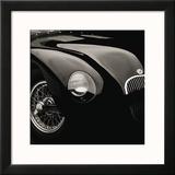 Jaguar C-Type Poster