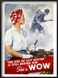World War Ii Poster Prints
