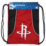 Houston Rockets - Red Drawstring Bag