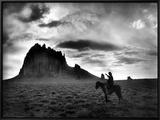 Navajo Man, C1915 Print by William Carpenter