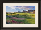 St. Andrews Gerahmter Gicl&#233;e-Druck von R. Sipos