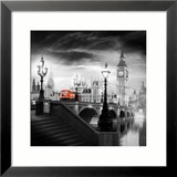 London Bus III Lminas por Jurek Nems