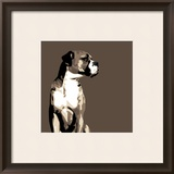 Boxer Prints by Emily Burrowes