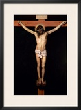 Christ on the Cross, circa 1630 Framed Giclee Print by Diego Velázquez