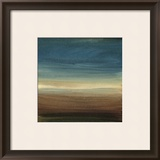 Abstract Horizon IV Art by Ethan Harper