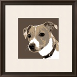 Jack Russell Prints by Emily Burrowes