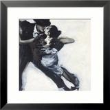 Die Umarmung Kunstdrucke von Marysia Burr