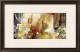 Floating IV Framed Giclee Print by  Judeen