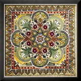 Italian Tile III Prints by Ruth Franks