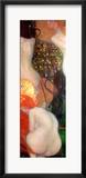 Goldfish, 1901-02 Lámina giclée enmarcada por Gustav Klimt