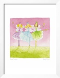 Felicity Wishes XVI Framed Giclee Print by Emma Thomson