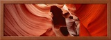 Antelope Slot Canyon, AZ Framed Photographic Print by  Panoramic Images