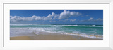 Waves Crashing on the Beach, Sunset Beach, Oahu, Hawaii, USA Framed Photographic Print by  Panoramic Images