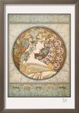 Laurier Poster van Alphonse Mucha