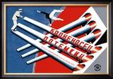 Battleship Potemkin Prints by  Stenberg Brothers