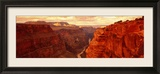 Toroweap Point, Grand Canyon, Arizona, USA Gerahmter Fotografie-Druck von  Panoramic Images