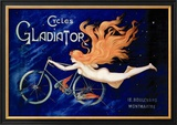 Cycles Gladiator Pósters